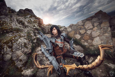 Demon Hunter male - Diablo 3 by Dariocosplay