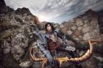 Demon Hunter male - Diablo 3