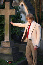 Light Yagami(Yagami Raito) - Death Note