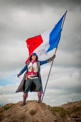 Arno Dorian - Assassin's Creed Unity by Dariocosplay