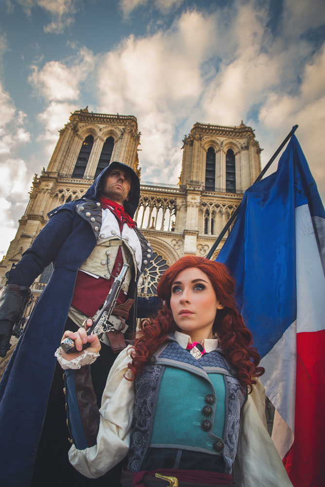 Arno and Elise - Assassin's Creed Unity