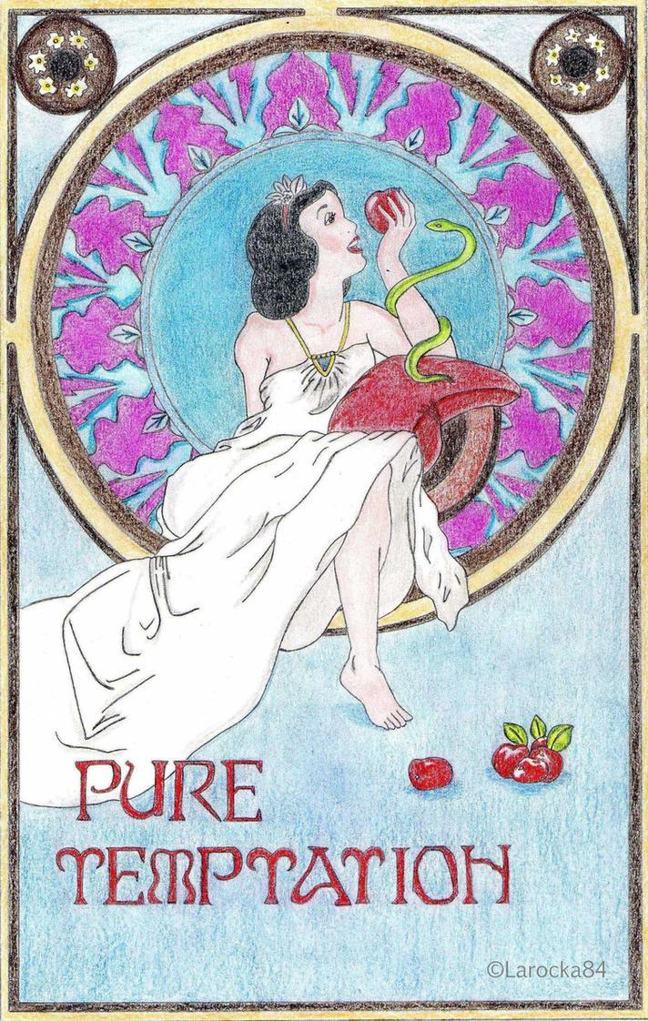 A Pure Temptation by Larocka84
