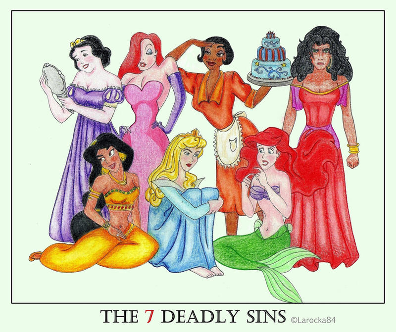 image the seven deadly - photo #47