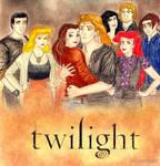 Disney movie poster -Twilight-
