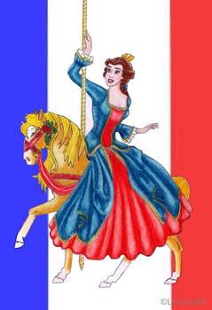 La plus belle dame de France