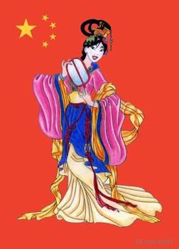 Mulan, splendour of China