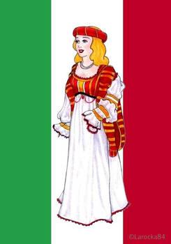 Fairy of Italian Renaissance