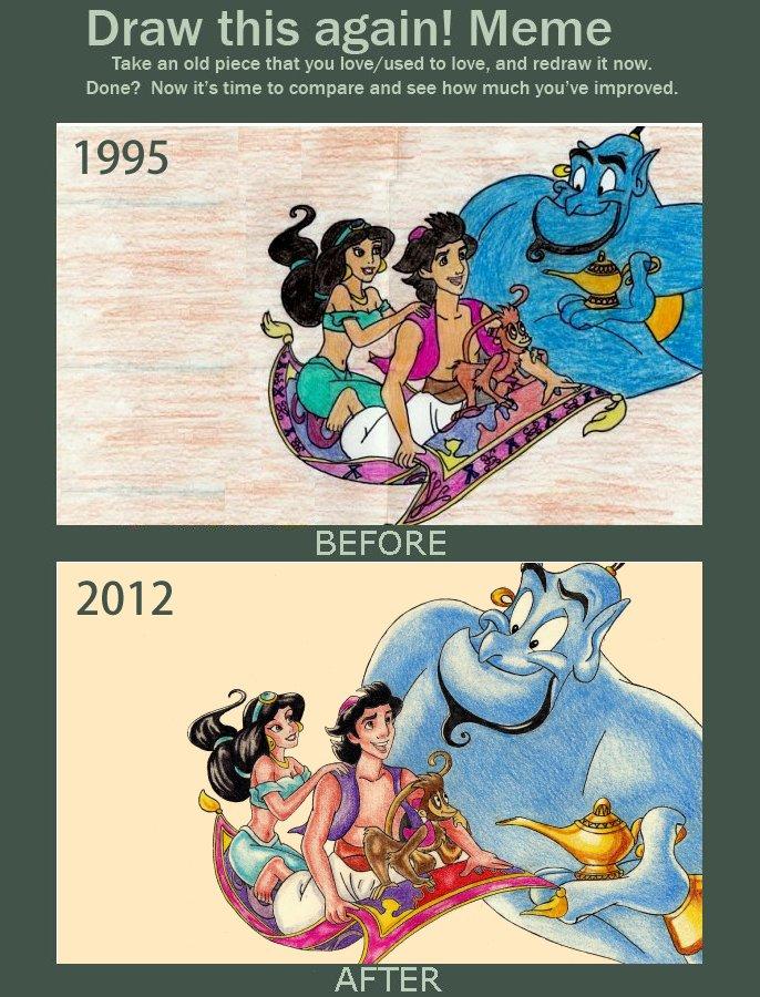 Before - After Meme by Larocka84