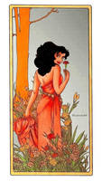 Esmeralda - Mucha's Flowers: Carnation