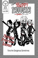 Think Happy Thoughts: Issue 00 by madteaparty
