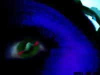 mah freeki eye by Rhaist