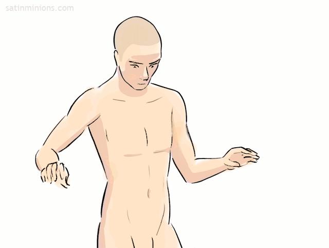 from Gilbert transgendered animation