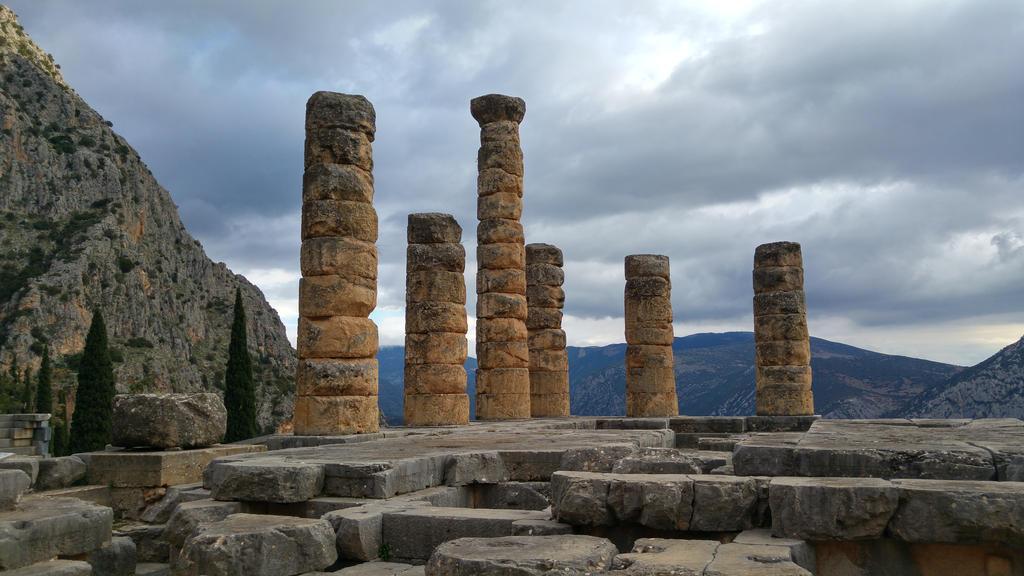 delphi 1 by solstiziodinverno