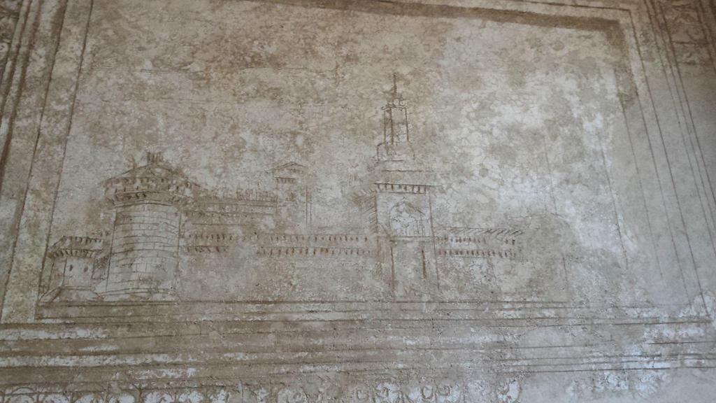Castello Sforzesco by solstiziodinverno