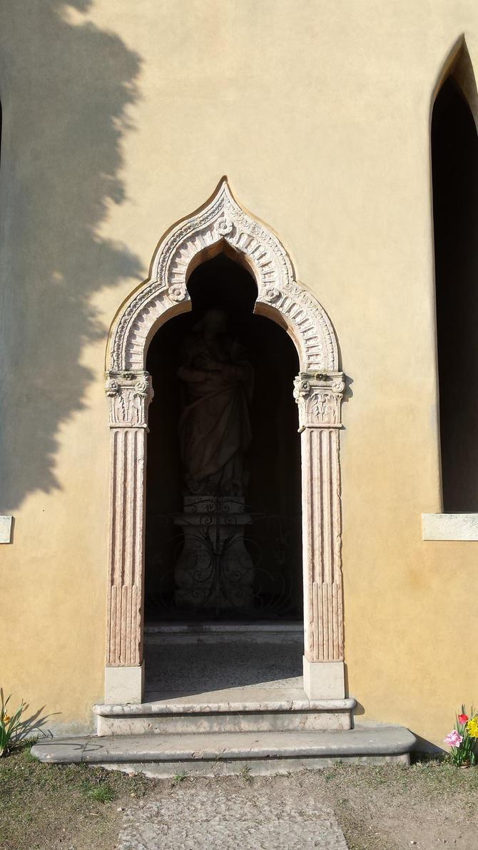 moresque door by solstiziodinverno