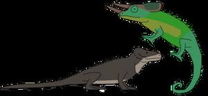 Rhino-Lizards
