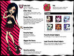 Monster High - Sadie