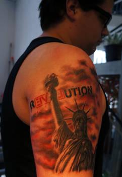 Revolution Tattoo II