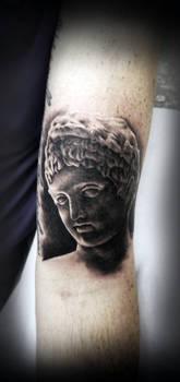 castor tattoo