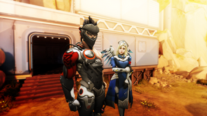 Overwatch - A Matter of Trust by DamageAmplified