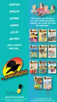 Name: Os Aventureiros - Bookmark Book