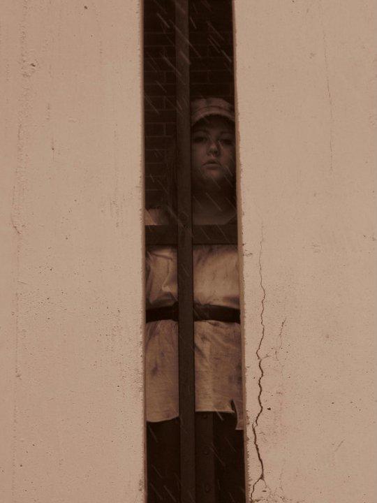 Waiting here... by RammyRummy