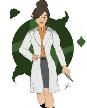 Generator Rex: Dr. Holiday