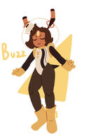 Buzz Rodgers! by Gayfromcali