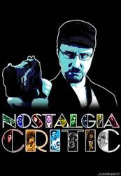 Nostalgia Critic DVD Cover