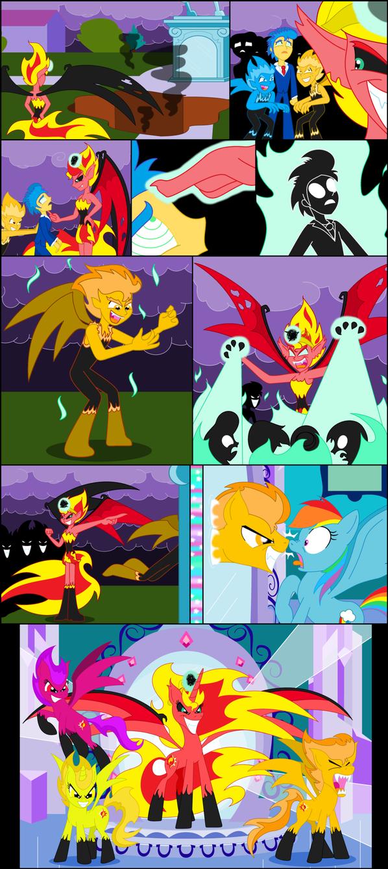 Luna dark y eric capitano follando en el seb - 2 part 8