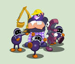 Foreman Spike and his Wrecking Crew
