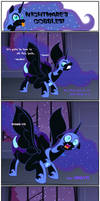 Nightmare's Gobbles: Evil Switch Part 3