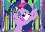 Twilight's Little Flash