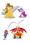 Magical Super Team-Up