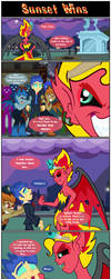 Sunset Wins by BBBHuey