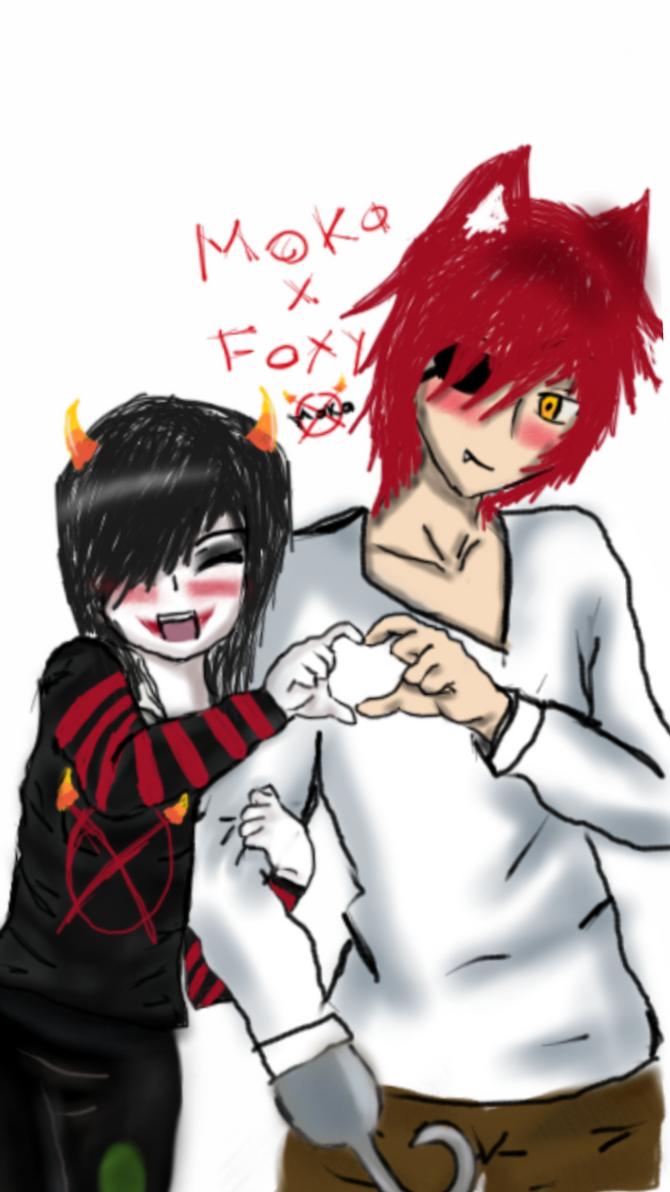 Foxy fnaf by mokathekiller on deviantart click for details fnaf x