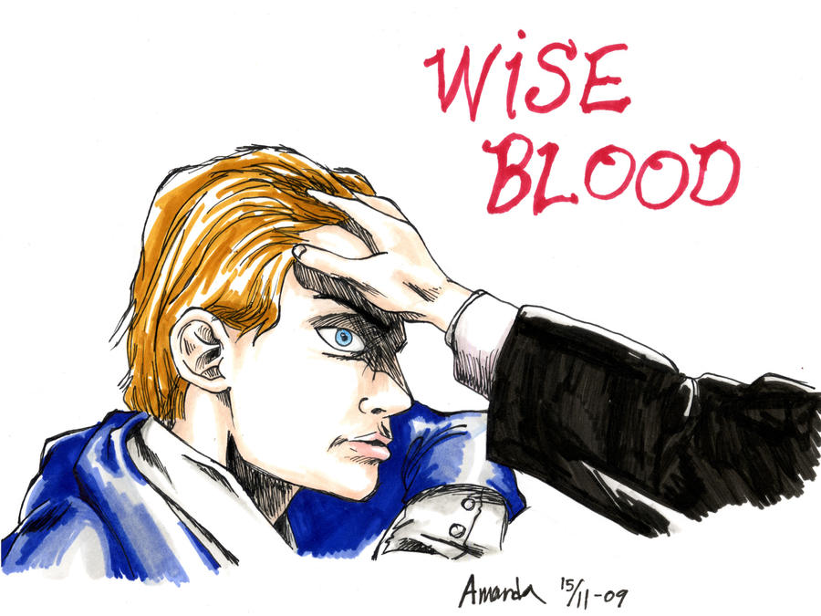 Character analysis of hazel motes in wise blood by flannery oconner