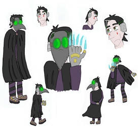 Green Shadow redesign by RobotnikHolmes