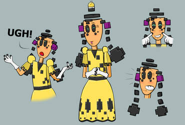 ServerQuest characters - Princess Kiatsu