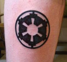 my nerd tattoo by Rogue5