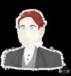 Butler Character headshot ( Updated )