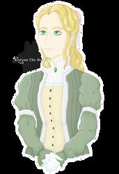 Sarah Pemberton: Character Artwork