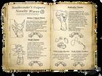 Vulpera Novelty Wares Catalogue!