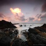 sunset and memories iii by warnaiman
