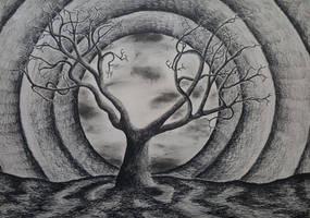 The Shadows Grow Taller by Heyve