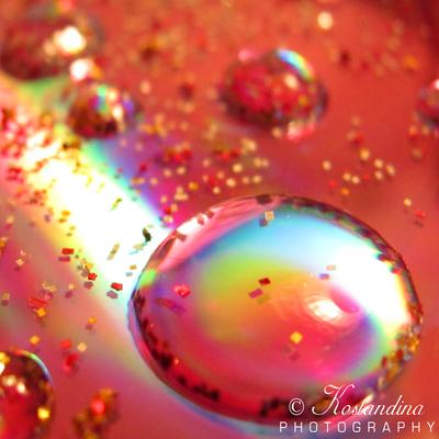 Drops of Rainbows by Kostandina
