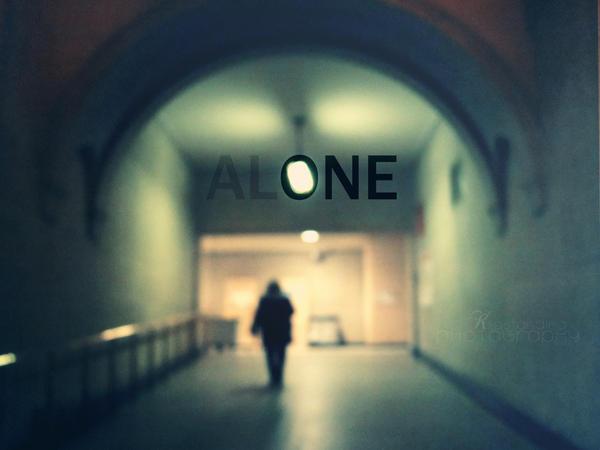 alONE by Kostandina