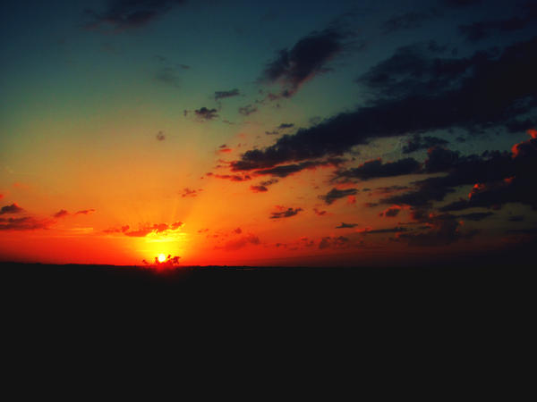find me beyond the sunset by Kostandina