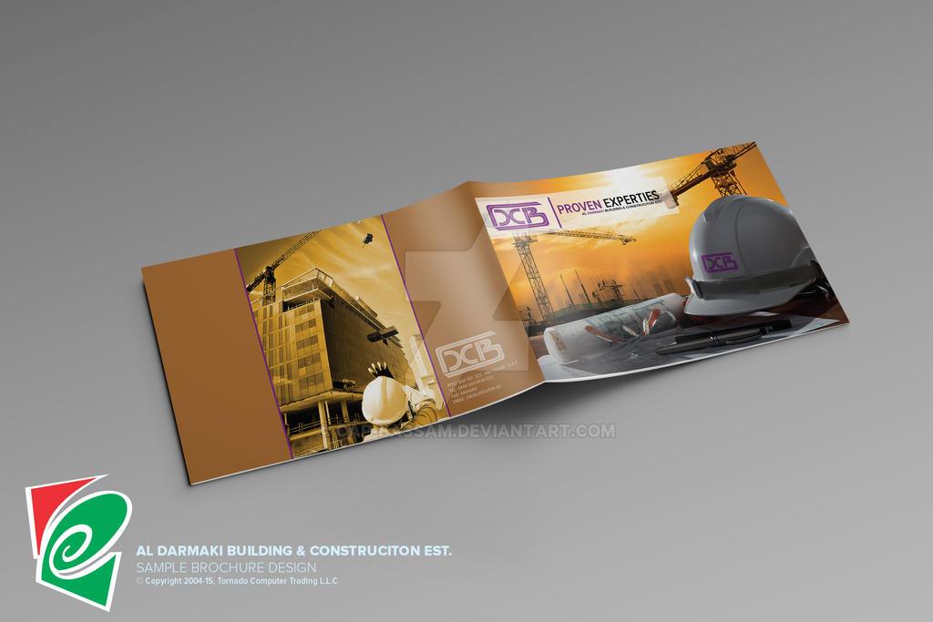 Al-DARMAKI Landscape Brochure Design by Cap-Bassam on DeviantArt