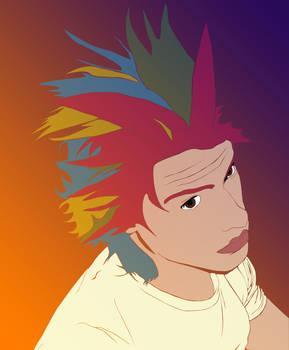 Spikey Robin